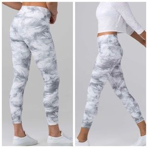 Lululemon Wunder Under Hi-Rise 7/8 Tight